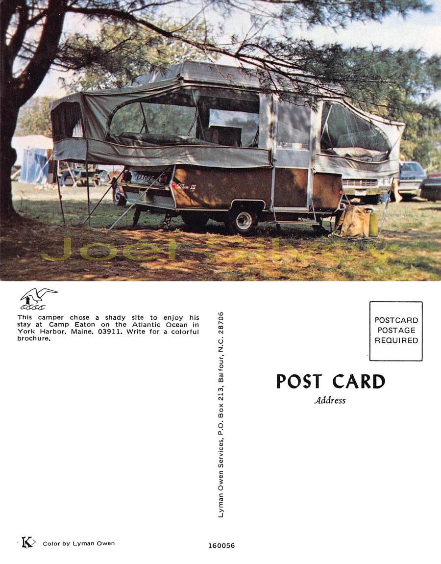 Pop-up Camper History