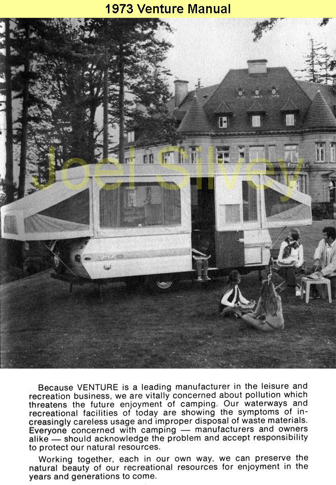 1973venture2 pop up camper history Starcraft Tent Trailer 2001 2409 at mifinder.co